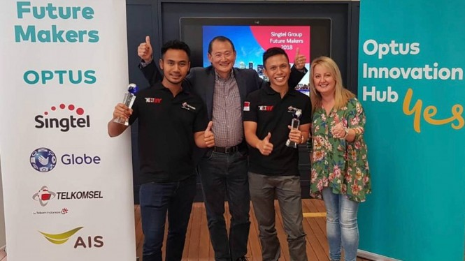 Habibie Garden, Startup Telkomsel Raih Dua Penghargaan Asia Pasifik