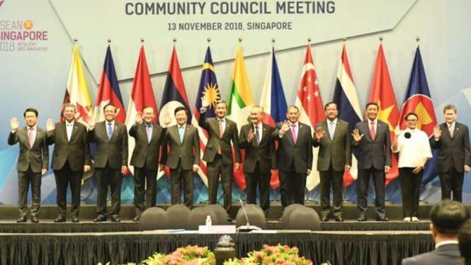 Forum Apsc, Ri Dorong Penguatan Keamanan Siber Sampai 'our Eyes'