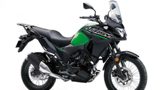 Kawasaki Versys-X300 edisi 2019