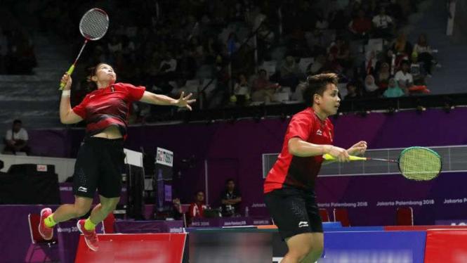 Greysia/apriyani Tantang Wakil Jepang Di Semifinal Hong Kong Terbuka
