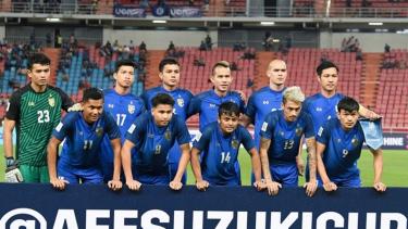 Timnas Thailand di Piala AFF 2018