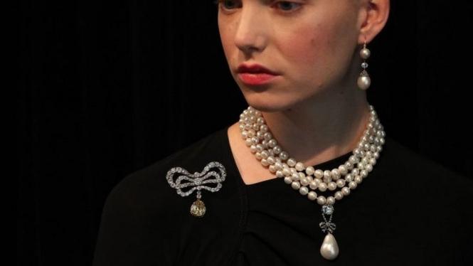 Terjual, Mutiara Termahal Di Dunia Milik Ratu Prancis Yang Dipenggal