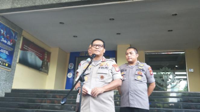 Kepala Bidang Hubungan Masyarakat Polda Metro Jaya, Kombes Argo Yuwono