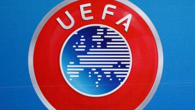 Logo Federasi Sepakbola Uni Eropa (UEFA)