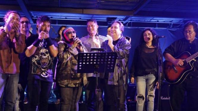 'kebersamaan', Cara Ampuh Komunitas Musisi Indonesia Kita Terus Eksis