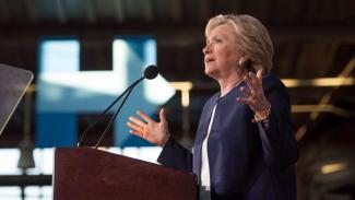 Hillary Clinton Usul Electoral College Dihapus dari Pemilu AS