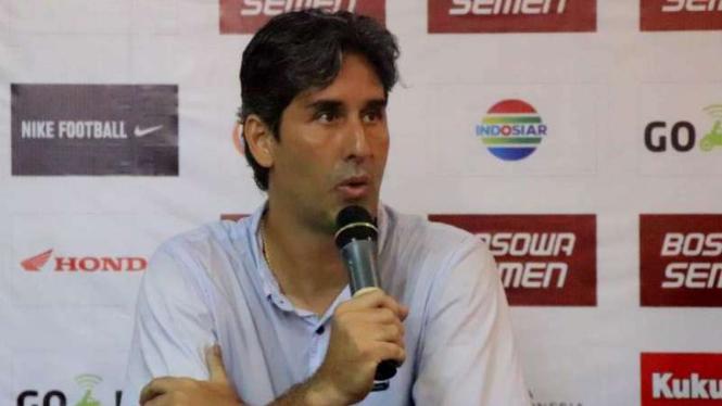 Eks Pelatih Persija Jakarta, Stefano Cugurra Teco