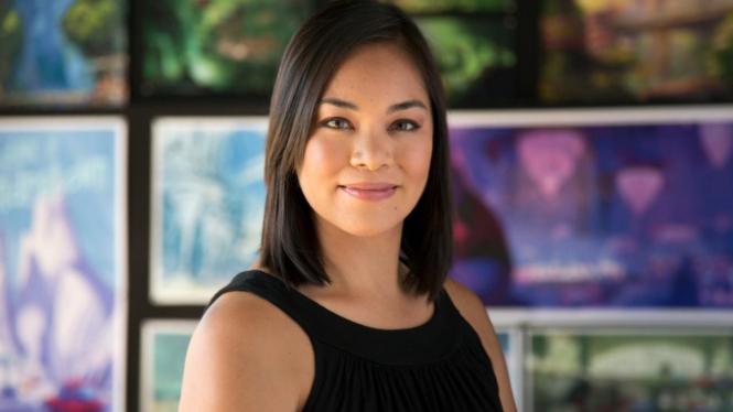 Josie Trinidad, Co-Head of Story untuk Ralph Breaks the Internet
