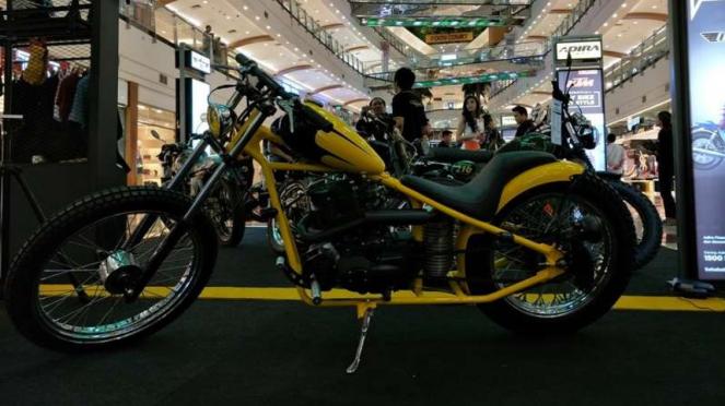 Purwo motor keren Ringgo Agus Rahman