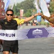 Friendship Run Borobudur Marathon 2018