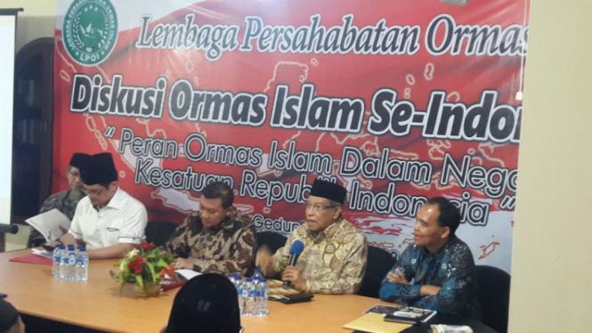 Ketua Umum Pengurus Besar Nadhlatul Ulama (PBNU) Said Aqil Siradj