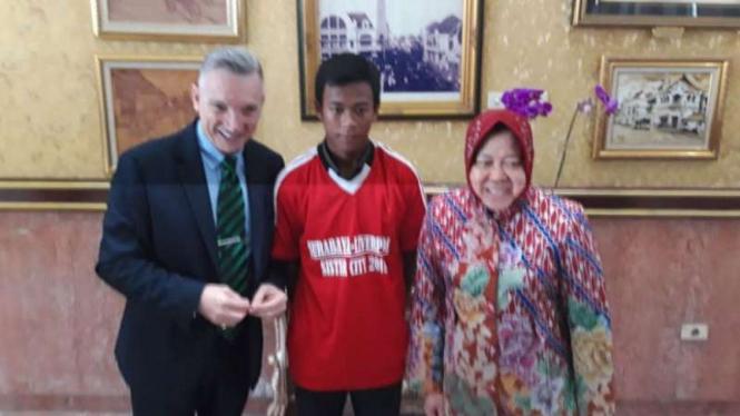 Sempat Diklaim Persebaya, Bintang Timnas U-16 Pilih Ke Liverpool