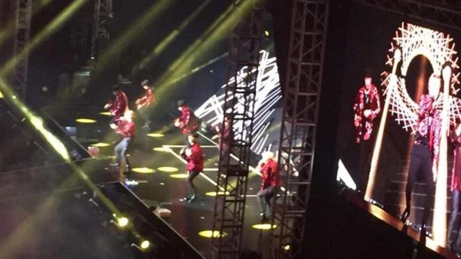 Konser boyband Korea, iKON