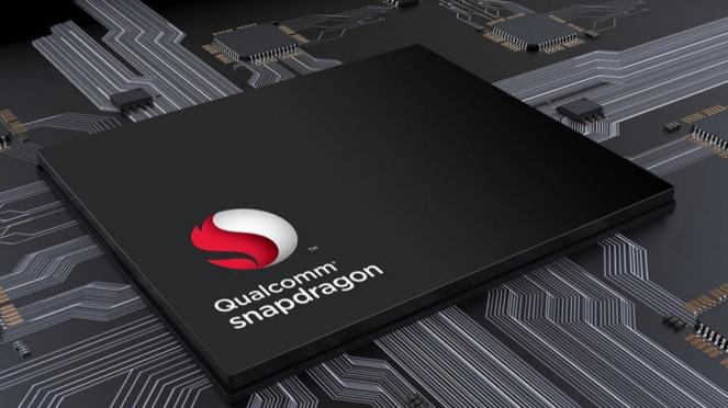 Snapdragon chipset.