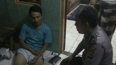Satu di antara delapan korban tersambar petir saat pertandingan sepakbola di Kota Bogor, Jawa Barat, pada Minggu, 18 November 2018.