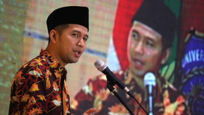 Wakil Gubernur Jawa Timur, Emil Elestianto Dardak.