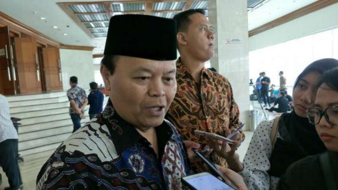 Wakil Ketua MPR Hidayat Nurwahid