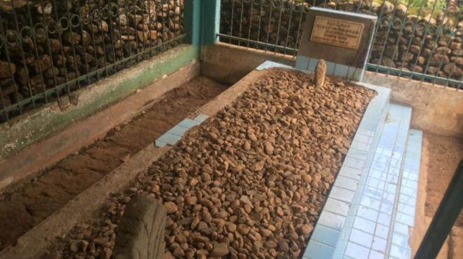 Makam Rajo Ibadat di Minangkabau
