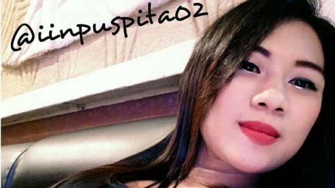 Cik Tuti Iin Puspita (22), korban pembunuhan semasa hidup.