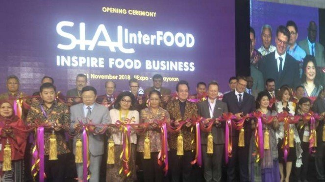 Sial Inter Food, Inspire Food Business