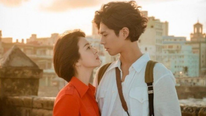 Song Hye Kyo dan Park Bo Gum di drama Encounter