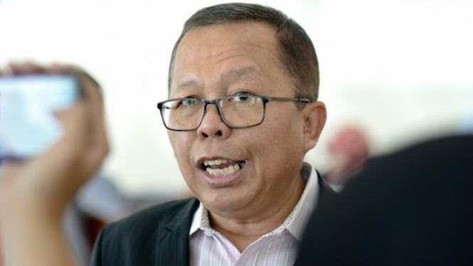 Anggota Komisi III DPR RI sekaligus Sekjen PPP Arsul Sani.