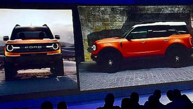 Bocoran mobil baru Ford.