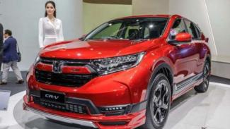 Honda CR-V Mugen.