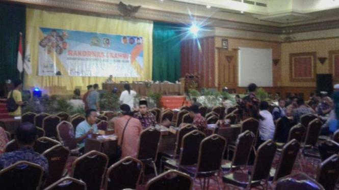 Rapat Koordinasi Nasional (Rakornas) I, KAHMI di Provinsi Jambi.