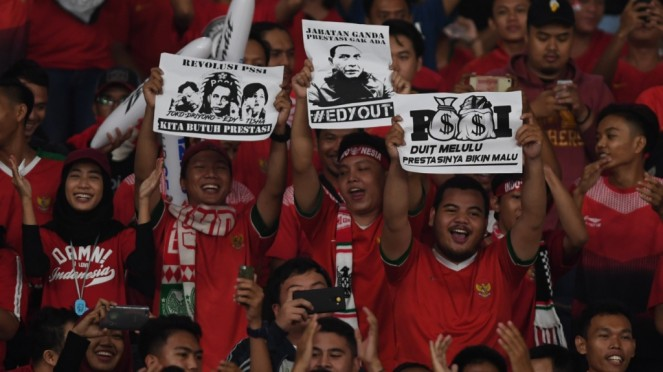 Indonesia vs Filipina
