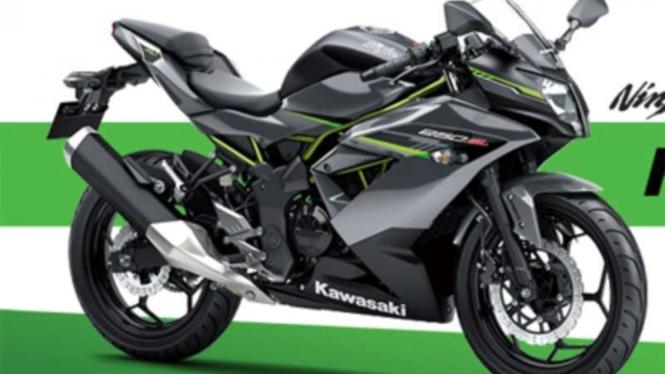 Kawasaki Ninja 250SL terbaru 2018.