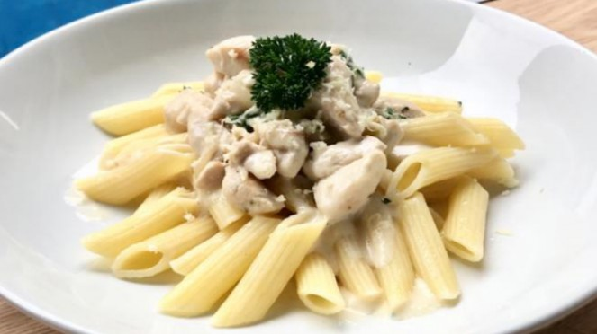 Pasta Opor White Cury.