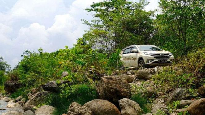 Daihatsu Terios 7 Wonders Maluku 2018