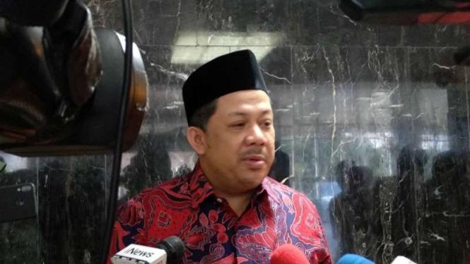 Soal Indonesia Punah, Fahri Hamzah: Masuk Akal Untuk Dicemaskan