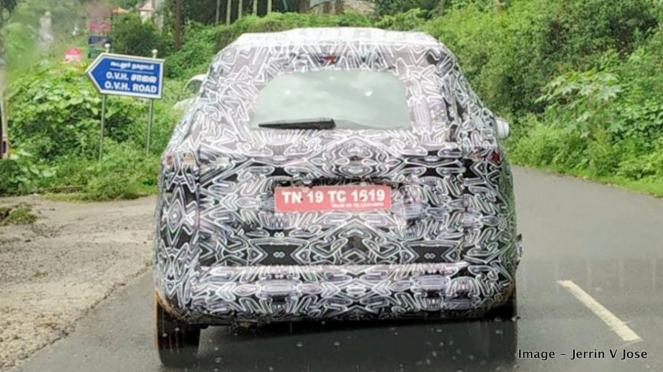 Bocoran Renault Kwid tujuh penumpang