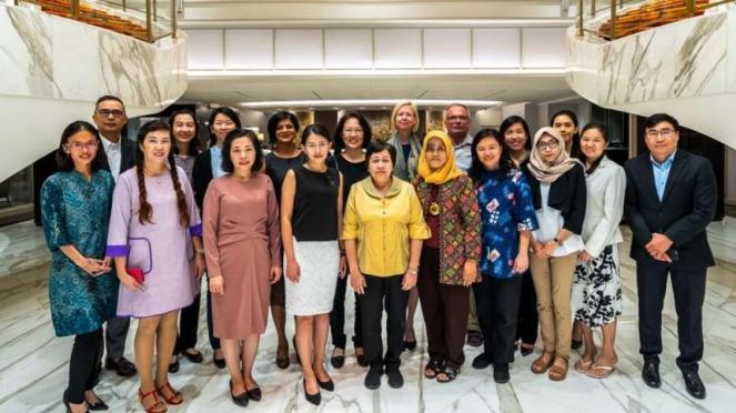 studi gizi terbesar melibatkan lebih dari 18.000 anak di Asia Tenggara