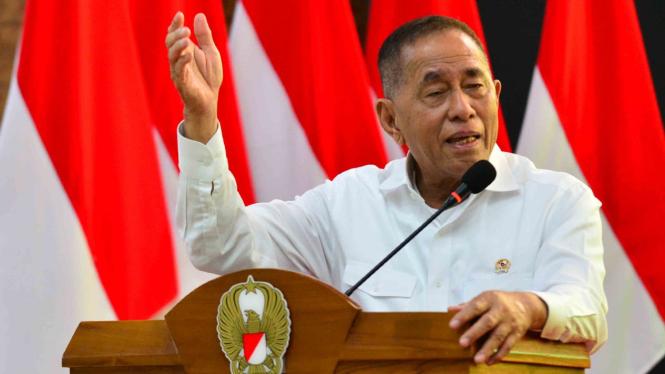 Menhan Dukung Jokowi, Bpn Prabowo: Harusnya Netral
