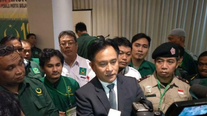 Kasus Habib Bahar, Yusril Nasihati Jokowi