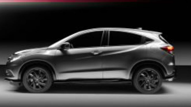 Honda HR-V Sports