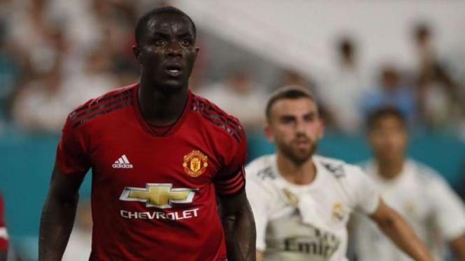 Pemain belakang Manchester United, Eric Bailly