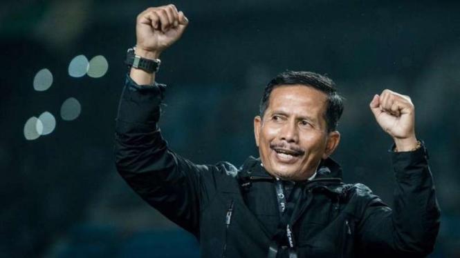 Pelatih Persebaya Surabaya, Djadjang Nurdjaman