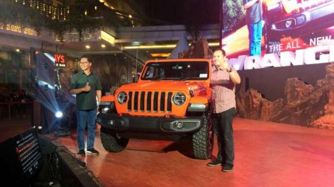 All New Jeep Wrangler