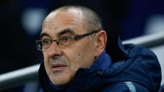 Manajer Chelsea, Maurizio Sarri