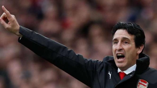 Manajer Arsenal, Unai Emery