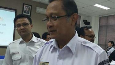 Direktur Utama PT Kereta Api Indonesia (PT KAI), Edi Sukmoro