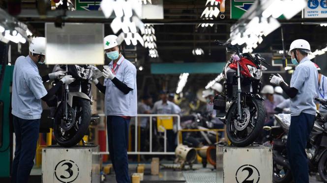 Pabrik Di Eropa Stop Produksi Begini Kebijakan Yamaha Indonesia