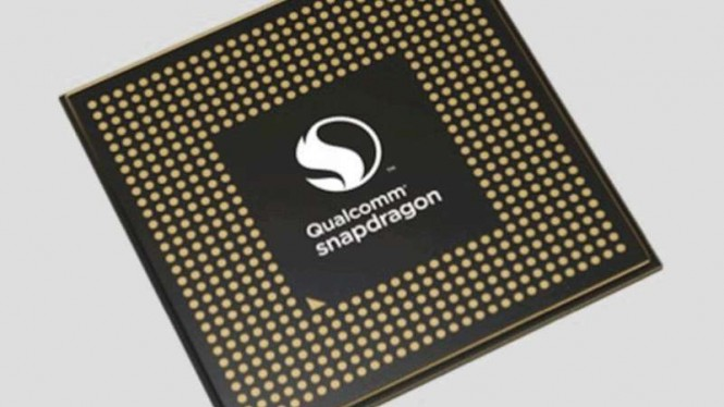 Qualcomm Snapdragon 855.