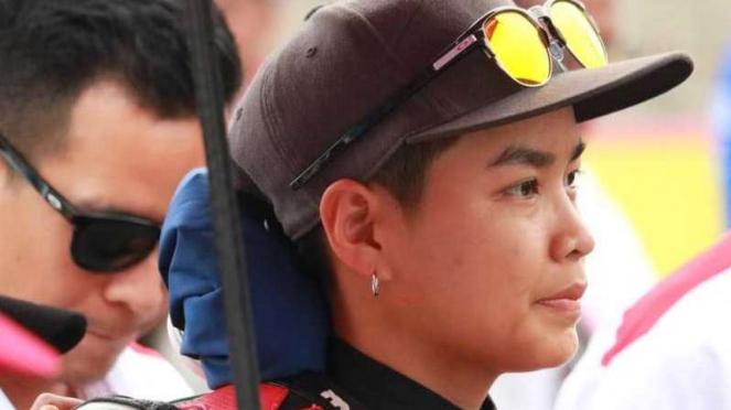 Pembalap wanita Thailand, Muklada Sarapuech
