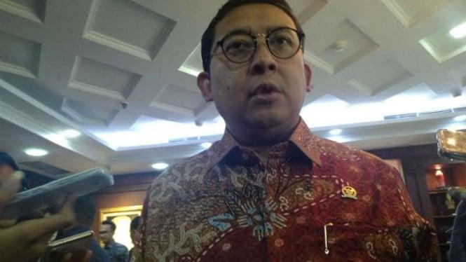 Wakil Ketua Umum Partai Gerindra, Fadli Zon.