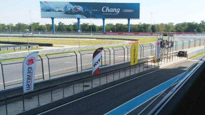 Sirkuit Internasional Chang, Buriram, Thailand